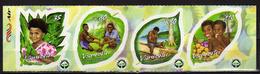 Vanuatu 2002 Year Of Reforestation - Self-Adhesive.Environment.Forestry.MNH - Vanuatu (1980-...)