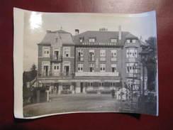 PHOTO FRANCORCHAMPS - HÔTEL DES BRUYERES - Format : 18 X 13 Cm - Belgique