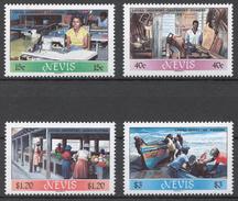 Nevis 389-92** LOCAL INDUSTRY