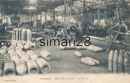PAMIERS - USINE METALLURGIQUE - LE MONTAGE