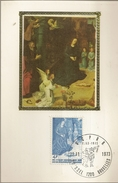 BELG.1973 1688 MK-MC Silk,zijde,soie  (album 11)