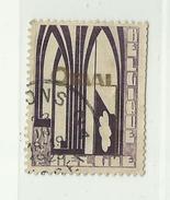 Timbre Belgique Première Orval   N° 259 - 25c + 5c