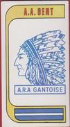 Panini Football 83 Voetbal Belgie Belgique 1983 Sticker AA KAA Gent La Gantoise Nr. 113 Logo Clublogo Buffalo - Sports