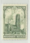 Timbre Belgique Antituberculeux. Série Dite Les Cathédrales   N° 269 - 35c + 10c - Belgium