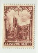 Timbre Belgique Antituberculeux. Série Dite Les Cathédrales   N° 270 - 60c + 15c