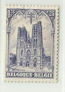 Timbre Belgique Antituberculeux. Série Dite Les Cathédrales   N° 271 - 1.75 F + 25c