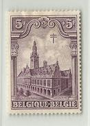 Timbre Belgique Antituberculeux. Série Dite Les Cathédrales   N° 272 - 5 F + 5 F
