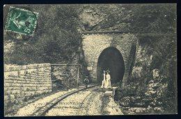 Cpa Du 39 Mont De Revigny Tunnel Du Tramway De Saint Claude  NCL62 - Saint Claude