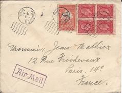 Canada Winnipeg Pour La France, Bel Affranchissement - 1911-1935 Règne De George V