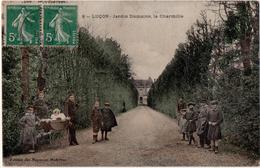 Luçon  Jardin Dumaine La Charmille - Lucon