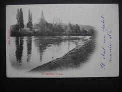 Chatou.-La Seine
