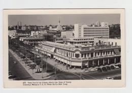 LOURENCO MARQUES P.E.A. / VISTA PARCIAL DA CIDADE - BAZAR L.M. - Mozambique