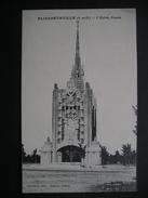Elisabethville(S.-et-O.)-L'Eglise,Facade