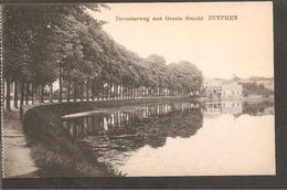 Zutphen.Deventerweg Met Groote Gracht - Zutphen