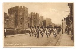 Windsor , Castle Hill