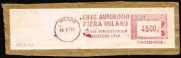 "Italia/Italy/Italie: Ema, Meter, ""Ente Autonomo Fiera Milano"""