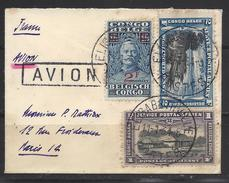 Congo Belge Pour La France