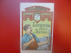 Verviers Exposition Des Arts Et Métiers-Août Et Septembre 1908 (V2005) - Verviers