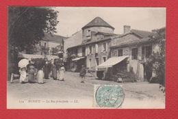 Busset  -- La Rue Principale - France