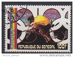 1976 SÉNÉGAL Senegal  Vélo Cycliste Cyclisme Bicycle Cycling Fahrrad Radfahrer Bicicleta Ciclista Ciclismo [DC29]