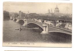 London Blackfriars Bridge , Londres