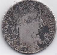 NAPOLEON I - PERIODE DES 100 JOURS - 5 Fr 1815 B ( Rouen ) - France