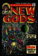 Postcard - Vintage DC Comics - The New Gods No.1 Feb-March 1971 New - Postcards
