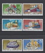 Allemagne DDR 1976 : Y&T N° 1803/08 **, MNH. Cote Y&T 2011 : 5 €. Fraicheur Postale !!