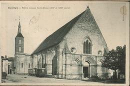 Guitres - Eglise Romane Notre Dame - Altri Comuni