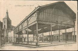 Guitres - Place Du Marché - Altri Comuni