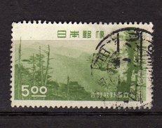 Japan, Japon, Parc National, Mont Ohminesan, 1949