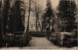 BOISSY LA RIVIERE CHATEAU DE BIERVILLE ,VUE DU PARC REF 50967 - Boissy-la-Rivière