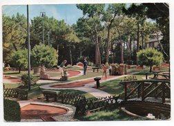 LA BAULE--1963--Le Golf Miniature (animée) Cpsm 15 X 10 N° Y 151 éd Jansol --cachet - La Baule-Escoublac