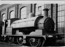 Railway Photo LMS Class 23 11419 Horwich Works 1938 L&YR Aspinall 0-6-0ST Loco - Eisenbahnen