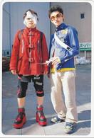 Postcard - Shoichi Acki - Fresh Fruits - Left Akira 19 Right QPD 19 -  New - Postcards