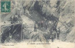 SIGUER - Les Carrières D' Ardoise (J 136) - Frankrijk