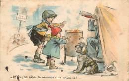 GERMAINE BOURET      ILLUSTRATEUR   ENFANT   CHIEN - Bouret, Germaine