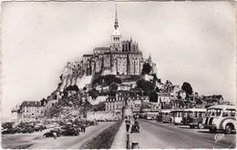 LE MONT-SAINT-MICHEL - CPSM PF Datée 1955 - Le Mont Saint Michel