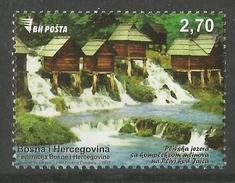 BH 2016-14 PLIVSKA LAKE, BOSNA AND HERZEGOWINA, 1 X 1v, MNH