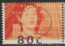 Nederland Netherlands Pays Bas 1993 Mi 1477 ** Jetty Paerl (1921-2013), Dutch Singer  //  Sängerin - Radio Oranje