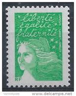FF--033-. DALLAY , N° 3427b ( YVERT 3535Aa)  , INTEGRALEMENT SANS PHOSPHORE ,  * * ,    Cote 12.00  €,