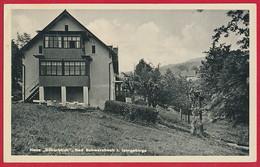 AK POLEN / Schlesien, 'Świeradow-Zdroj / Bad Schwarzbach' Isergebirge ~ 1938 - Schlesien
