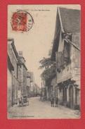 Montluçon  --  La Rue Des Sérruriers - Montlucon