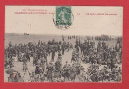 En Bourbonnais  --  Grandes Manoeuvres 1909