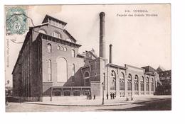 91 Corbeil Façade Des Grands Moulins Moulin Edit Mardelet à Corbeil N°114 - Corbeil Essonnes