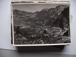 Liechtenstein Balzers Und Triesenberg Panorama - Liechtenstein