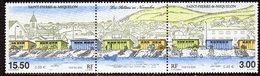 St Pierre & Miquelon SPM 2000 Les Salines Strip Of 3, MNH (A) - St.Pierre & Miquelon