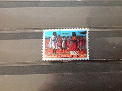 Djibouti - Volksdansen (75) 2000 - Djibouti (1977-...)