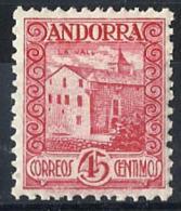Andorra Española Nº 38 En Nuevo
