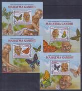 V31 Burundi - MNH - Famous People - Mahatma Gandhi - Deluxe